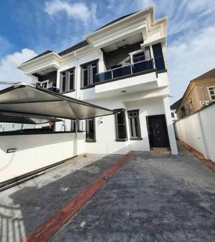 Brand New 4 Bedroom Semi-detached Duplex, Oral Estate, Lekki, Lagos, Semi-detached Duplex for Rent