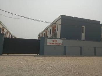 3 Bedroom Terrace Duplex with Bq ., Close to Chevron Tollgate Axis., Lekki Phase 1, Lekki, Lagos, Terraced Duplex for Sale