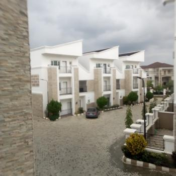Luxury Finished 4 Bedroom Terrace House with 1room Bq for Lease, Katampe Extension, Katampe, Abuja, Terraced Duplex for Rent