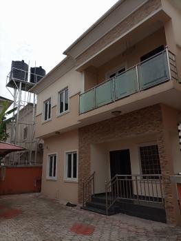 Lovely 4 Bedroom Duplex with Bq, Gated Estate, Off Chevron Drive, Lekki Expressway, Lekki, Lagos, Detached Duplex for Rent