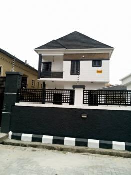 Massive 5 Bedrooms Fully Detached Duplex with Bq, Ajah, Lagos, Detached Duplex for Sale