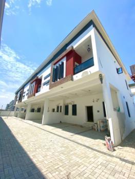 Four Bedroom Terraced Duplex with 24 Hours Power, Lafiaji, Lekki, Lagos, Terraced Duplex for Sale