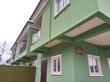 Newly Built 3bed Terrace Duplex in a Secured Area, Adeniyi Jones Ikeja Lagos, Adeniyi Jones, Ikeja, Lagos, Terraced Duplex for Sale