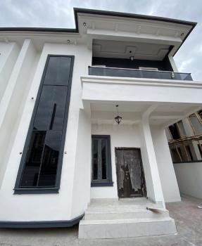 a Lovely 4 Bedroom Fully Detached Duplex with Bq, Osapa, Lekki, Lagos, Detached Duplex for Sale
