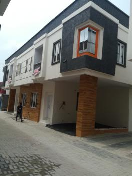Brand New Lovely Terraced Duplex, West End Estate Lekki County Homes,, Ikota, Lekki, Lagos, Terraced Duplex for Sale