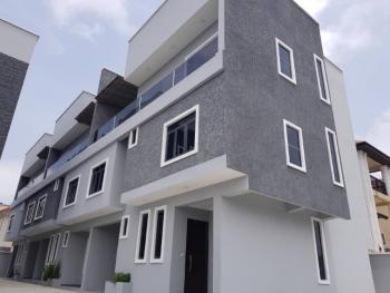 Luxurious 5 Bedroom Terrace Duplex with Bq, Lekki Phase 1, Lekki, Lagos, Terraced Duplex for Sale