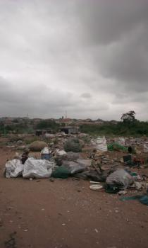 a Massive 5 Acres of Land at Berger, Yakoyo, Close to Ajuwon, Directly Facing The New Bridge at Yakoyo Linking to Ajuwon Akute., Ojodu, Lagos, Mixed-use Land for Sale