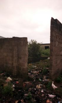 Full Plot of Land with an Uncompleted Building, Unity Road, Aminkanle, Ait, Alagbado, Ijaiye, Lagos, Residential Land for Sale