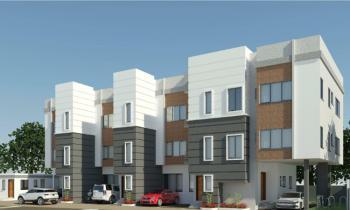 4 Bedroom Terrace & Flat Apartment, 4th Roundabout ,   Kusenla Road, Ikate Elegushi, Lekki, Lagos, Terraced Duplex for Sale