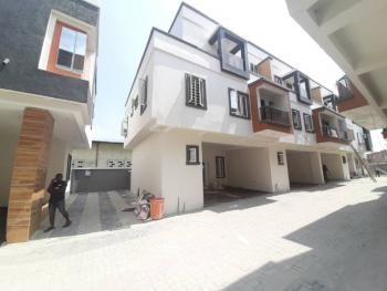 Luxury 4 Bedroom Terraced Duplex, Ikota Villa Estate Lekki Lagos, Ikota, Lekki, Lagos, Terraced Duplex for Sale