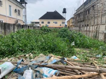 a Fenced Parcel of Land, at Alemu Estate, Off Iwofe Road, Port Harcourt, Rivers, Residential Land for Sale