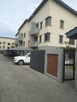 Serviced 4 Bedroom Terrace in a Serene Neighbourhood, Lekki Right, Ikate, Lekki, Lagos, Terraced Duplex for Rent