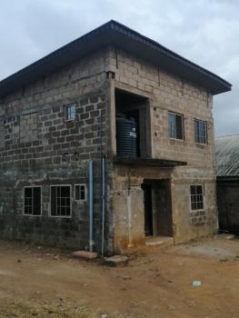 70% Completed House, No 10, Candos Compound, Ipaja, Baruwa, Ipaja, Lagos, Detached Duplex for Sale
