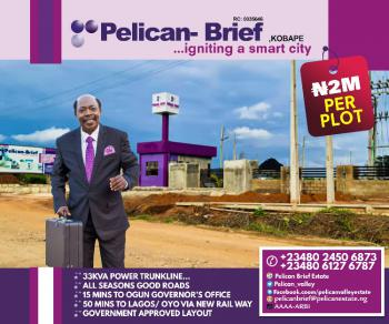 Land, Pelican-brief Estate, Abeokuta South, Ogun, Residential Land for Sale