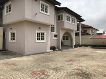 Massive and Very Spacious 5 Bedrooms House with 2 Rooms Bq, Lekki Phase 1, Lekki, Lagos, Detached Duplex for Rent