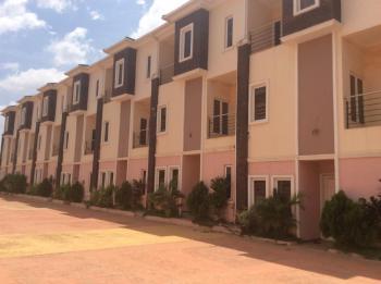 4 Bedrooms Duplex with Bq, Gudu, Abuja, Terraced Duplex for Sale