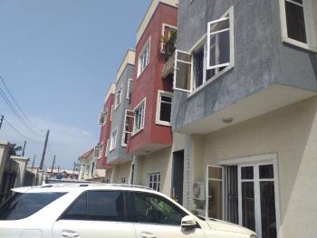 Luxury Exquisite 4bedroom Duplex on Two Floors with Room Bq, Beside Nicon Town Estate, Ikate, Lekki, Lagos, Terraced Duplex for Rent