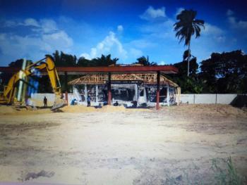 Uncompleted Filling Station, Azikoro Agbura Road, Yenagoa, Bayelsa, Filling Station for Sale