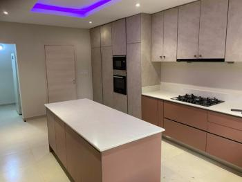 Smart 4 Bedroom Terraced Building with 1 Room Bq, Jabi, Abuja, Terraced Duplex for Sale