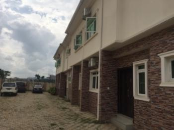 Nicely Finished 3 Bedroom Terrace Duplex with Bq , En-suite, Wuye Abuja, Wuye, Abuja, House for Rent