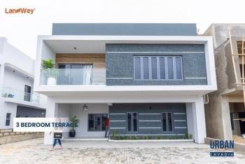3 Bedroom Terrace and Bq, Abraham Adesanya, Ogombo, Ajah, Lagos, Terraced Duplex for Sale