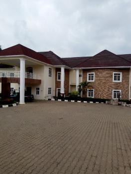 Ambassadorial 7 Bedrooms Detached Duplex with Guests Chalets and Bq, Off Alvan Ikoku Way, Maitama District, Abuja, Detached Duplex for Rent