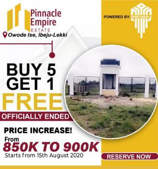 Pinnacle Estate, Owode Ise, Ibeju Lekki, Lagos, Mixed-use Land for Sale