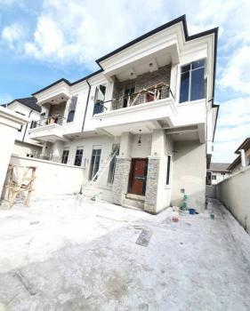 Tastefully Finished 4bedroom Semi Detached Duplex with Bq, Chevron, Lekki, Lekki Expressway, Lekki, Lagos, Semi-detached Duplex for Sale