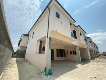 Brand New Serviced 3-bedroom Terrace House, Lafiaji, Lekki, Lagos, Terraced Duplex for Sale