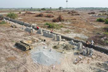 Superb Land with Title As Gazette, 100 Percent Dry Land, Maximum Roi, in a Serene Lovely and Amazing Environment, Siriwon Town, Ibeju Lekki, Lagos, Mixed-use Land for Sale