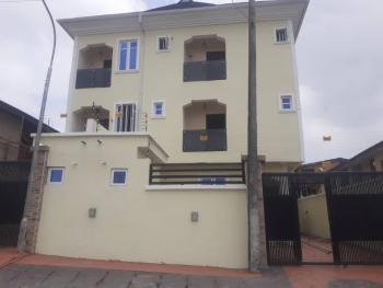 Newly Built 5 Bedroom Duplex, Ogba, Ikeja, Lagos, Semi-detached Duplex for Sale
