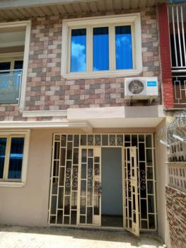 Decent 3 Bedroom Terrace Duplex with a Room Self at an Advanced Estate, Gowon Estate, Egbeda, Alimosho, Lagos, Terraced Duplex for Sale