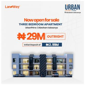 Governors Consent, Abraham Adesanya, Lekki, Lagos, Block of Flats for Sale