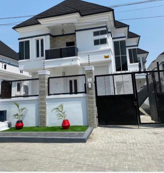 Newly Built 5 Bedroom Fully Detached Duplex with Bq, 2nd Toll Gate, Orchid Road, Lekki Phase 2, Lekki, Lagos, Detached Duplex for Sale