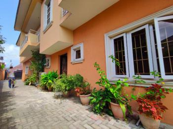 Newly Renovated 3 Bedroom Apartment. Upstairs, Gated Estate, Lekki Phase 1, Lekki, Lagos, Flat for Rent