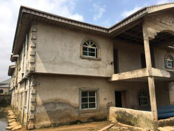 Uncompleted Building on a 781sqm of Land, Ajoke Okunsanya Street, Canal Estate, Okota, Isolo, Lagos, Mixed-use Land for Sale