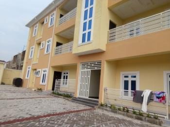 Newly Build 3 Bedroom Flat with 1 Room Servant Quarters., Guzape, Guzape District, Abuja, Flat for Rent