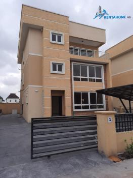 Super Luxury 6 Bedroom Detached Duplex, Western Foreshore, Osapa London, Osapa, Lekki, Lagos, Detached Duplex for Sale