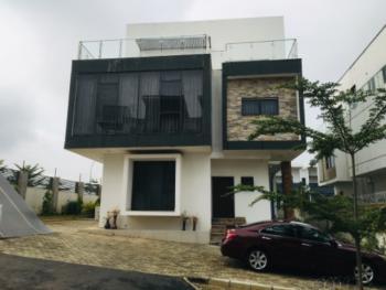 5 Bedroom Detached Duplex with a Room Bq, Fct, Guzape District, Abuja, Detached Duplex for Sale