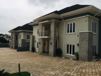 2 Unit of 5 Bedroom Detached Duplex with a Room Bq, Fct, Guzape District, Abuja, Detached Duplex for Sale