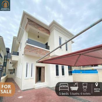 Elegantly Built 5 Bedroom Detached Duplex, Ikota, Lekki, Lagos, Detached Duplex for Sale
