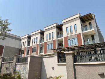 5 Bedroom Terraced Duplex with a Room Bq, Fct, Jabi, Abuja, Terraced Duplex for Sale