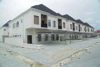 Fully Serviced 4 Bedroom Terrace Duplex, Ikota Villa Estate Behind Mega Chicken., Ikota, Lekki, Lagos, Terraced Duplex for Rent