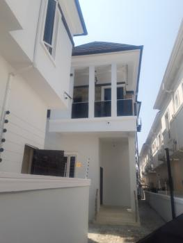 Brand New 4bed Room Semi Detached Duplex with Bq and Fitted Kitchen, Orchid Hotel Road, Ikota, Lekki, Lagos, Semi-detached Duplex for Sale