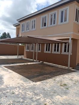 4 Bedroom Twin Duplex., Osborne Phase 2., Osborne, Ikoyi, Lagos, Semi-detached Duplex for Rent