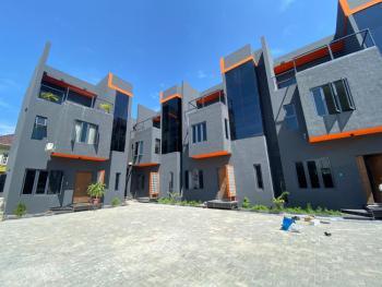 4 Bedrooms Luxury Terrace + Bq, Lekki Phase 1, Lekki, Lagos, Terraced Duplex for Sale