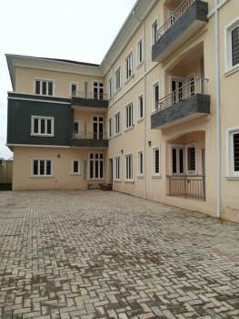 Newly Built 3 Bedroom Flat with Bq, Jahi, Abuja, Flat for Rent