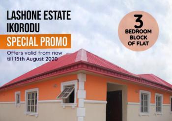 3 Bedroom Bungalow, Oke-lisa,igbene Road, Gberigbe, Ikorodu, Lagos, Detached Bungalow for Sale