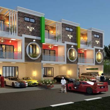 4 Bedroom Duplex (offplan), Ikate Elegushi, Lekki, Lagos, Terraced Duplex for Sale