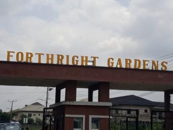 Land Measuring 600sqm with Good Title, Forthright Estate, Magboro, Ogun, Residential Land for Sale